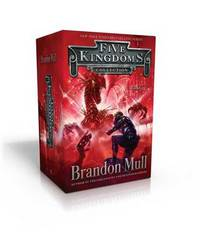 Five Kingdoms Collection Books 1-3 by Brandon Mull