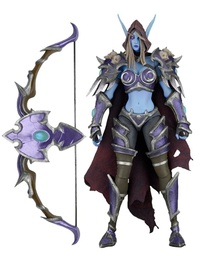 "Heroes of the Storm: Sylvanas 7"" Action Figure image"
