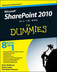 SharePoint 2010 All-in-One For Dummies by Emer McKenna