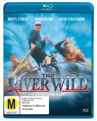 The River Wild on Blu-ray image