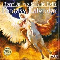 2019 Boris Vallejo & Julie Bells Fantasy Wall Calendar by Workman Publishing