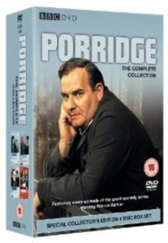 Porridge Complete Box Set on DVD