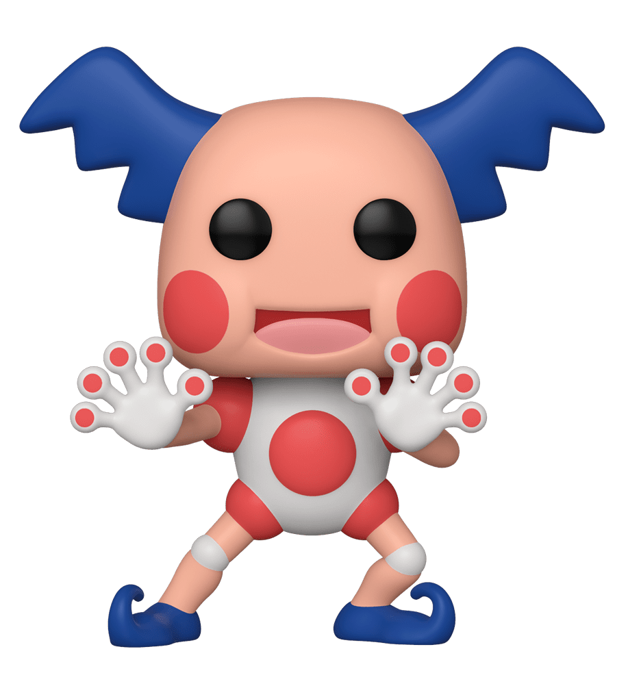 Pokemon: Mr Mime - Pop! Vinyl Figure image