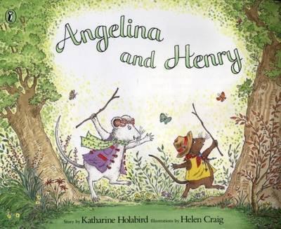 Angelina and Henry by Katharine Holabird image