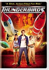 Thunderbirds on DVD