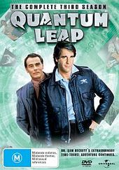 Quantum Leap - Complete Season 3 (6 Disc Set) on DVD