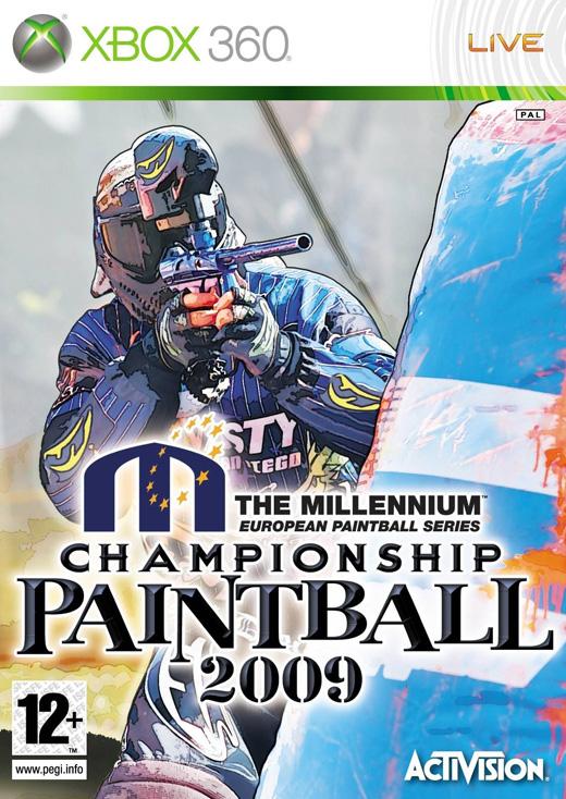 Millenium Series Championship Paintball 2009 (AKA NPPL Championship Paintball 2009) for Xbox 360 image