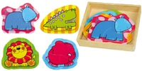 Fun Factory - Wild Animals in Box