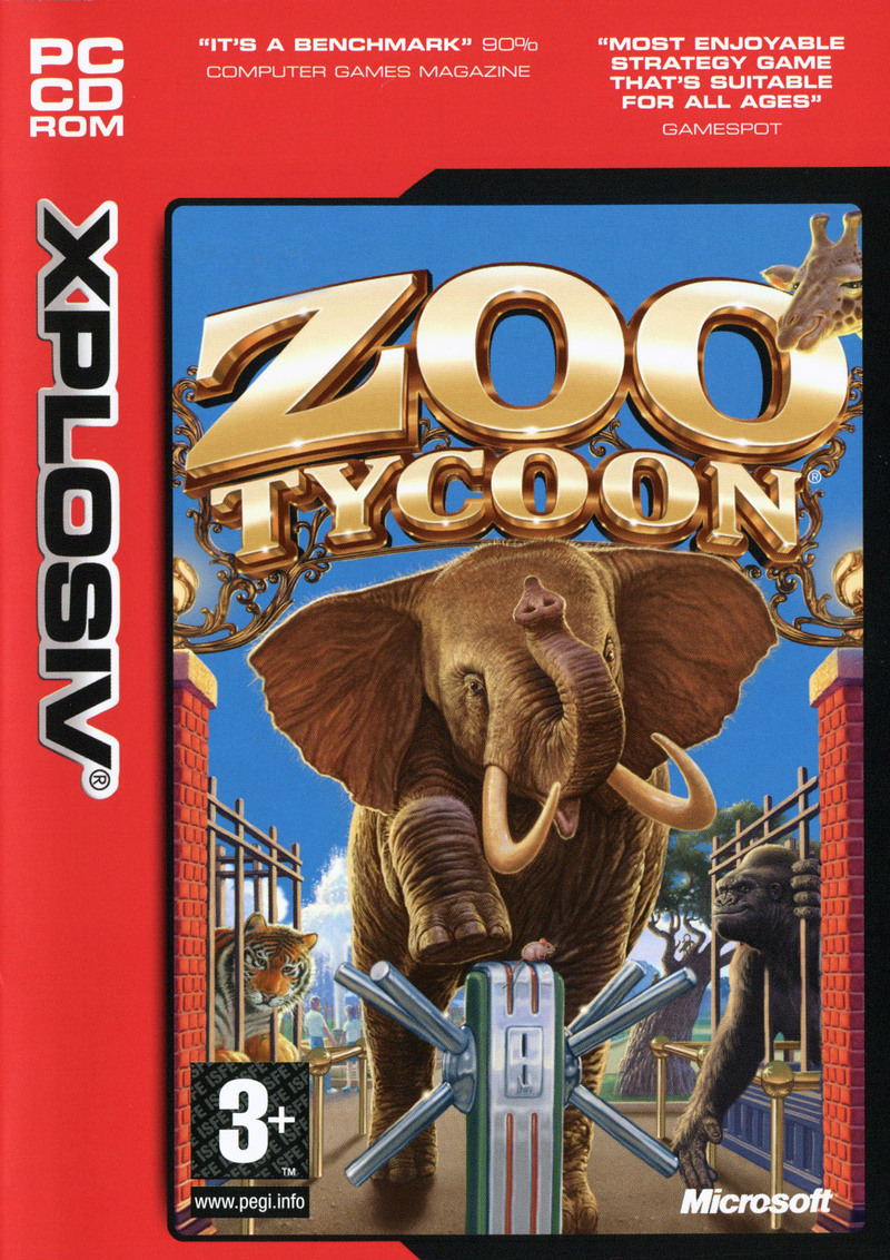 Zoo Tycoon for PC Games image