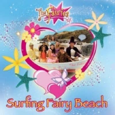 Surfing Fairy Beach by Jen Watts
