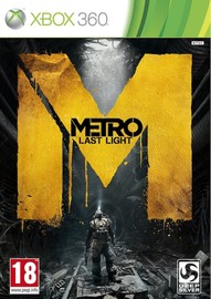 Metro: Last Light for X360