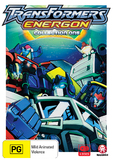 Transformers Energon - Collection One on DVD