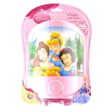 Disney LED Battery Operated Magic Night Light - Princesses