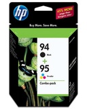 HP 94/ 95 Ink Cartridge SA307AA - Combo Pack ( Tri Color)