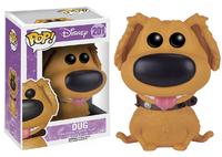Disney's Up - Dug Pop! Vinyl Figure
