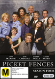 Picket Fences - The Complete Season Four on DVD