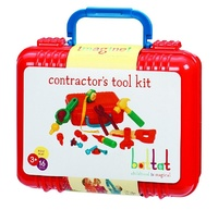 Battat: Contractors Tool Kit - Roleplay Set