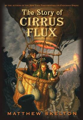 The Story of Cirrus Flux by Matthew Skelton image