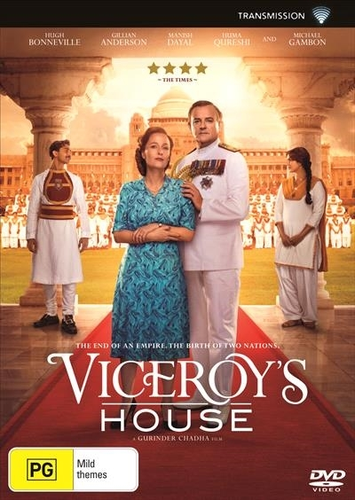 Viceroy's House on DVD image