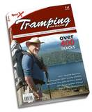 Spot X Tramping New Zealand: Over 400 Tracks by Colin Moore
