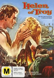 Helen of Troy (1955) on DVD image