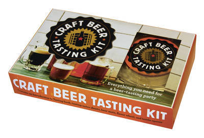 Craft Beer Tasting Kit: Everything You Need for a Beer-Tasting Party by Mark Dredge image