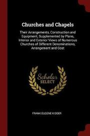 Churches and Chapels by Frank Eugene Kidder image