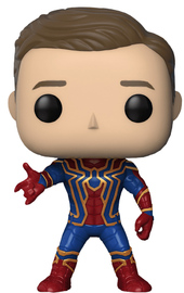 Avengers: Infinity War - Iron Spider (Unmasked Ver.) Pop! Vinyl Figure