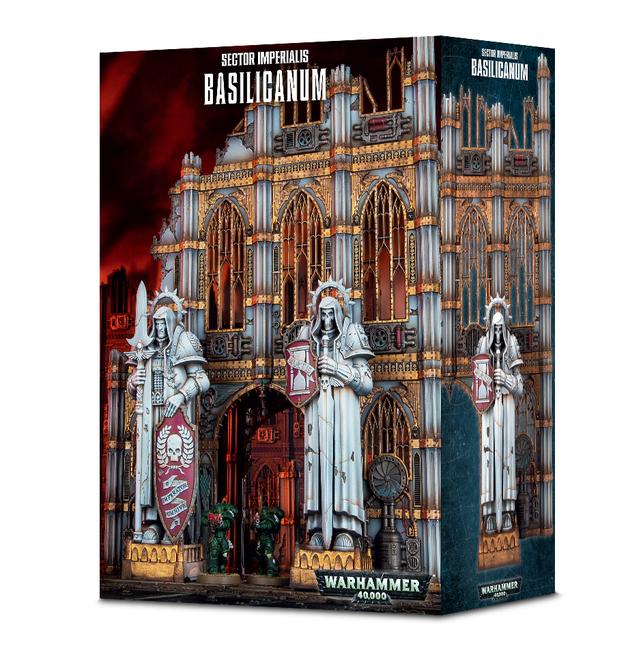 Warhammer 40,000: Sector Imperialis - Basilicanum