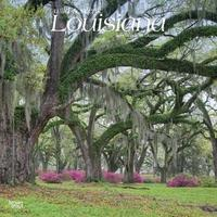 Louisiana Wild & Scenic 2019 Square by Inc Browntrout Publishers