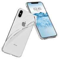 Spigen: Liquid Crystal Case for iPhone XS - Clear image