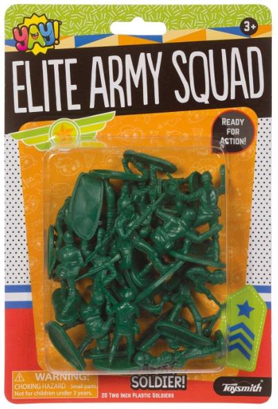 Toysmith: Elite Army Squad - (20-Pack) image