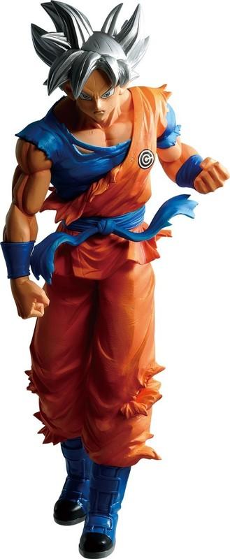Dragon Ball: Son Goku Ultra Instinct - PVC Figure