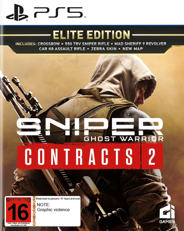 Sniper: Ghost Warrior Contracts 2 Elite Edition for PS5