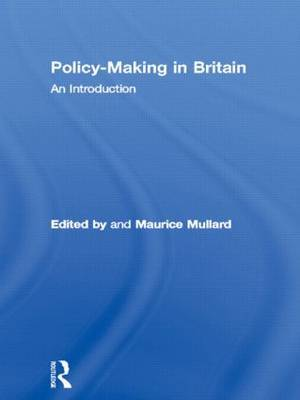 Policy-Making in Britain image