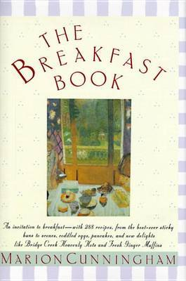 The Breakfast Book by Marion Cunningham image