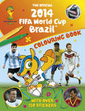 The Official 2014 FIFA World Cup Brazil Colouring Book by Emily Stead