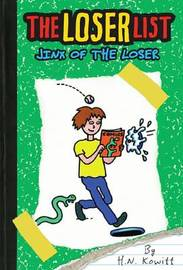 Loser List: #3 Jinx of the Loser by Holly Kowitt