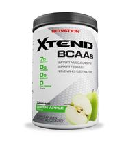 Scivation X-Tend BCAAs - Green Apple (384g/30 Serves) image