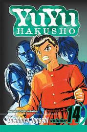 YuYu Hakusho, Vol. 14 by Yoshihiro Togashi