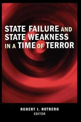 State Failure and State Weakness in a Time of Terror image