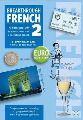 Breakthrough French 2: Euro Edition by Stephanie Rybak image