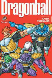 Dragon Ball (3-in-1 Edition), Vol. 8 by Akira