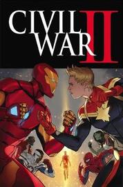 Civil War Ii by Brian Michael Bendis