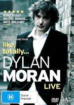 Dylan Moran: Like Totally on DVD