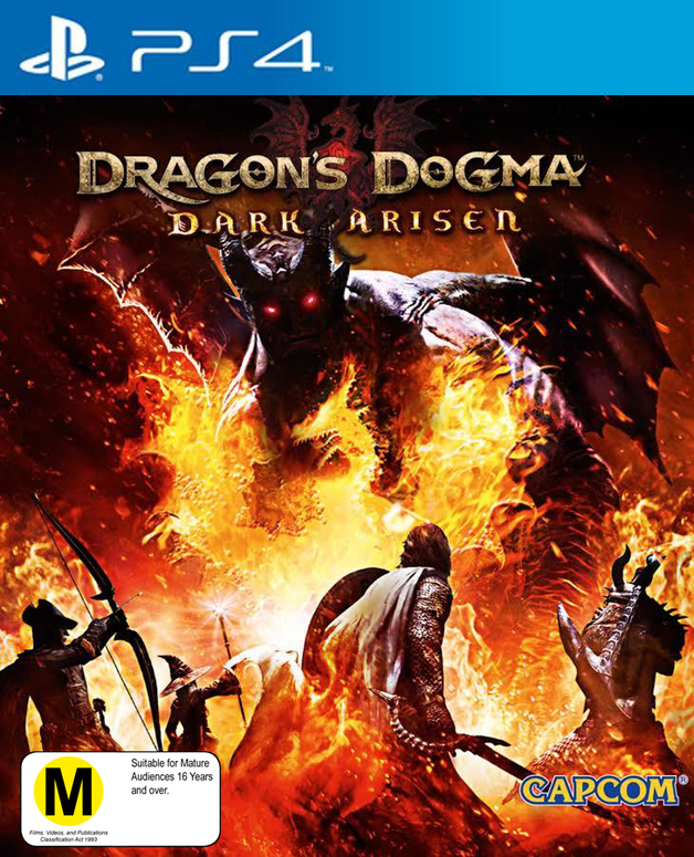 Dragon's Dogma: Dark Arisen HD for PS4