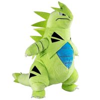 """Pokemon Large Plush Tyranitar 10"""" image"""