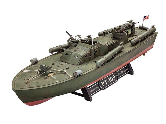 Revell 1/72 Patrol Torpedo Boat PT-109 - Scale Model Kit