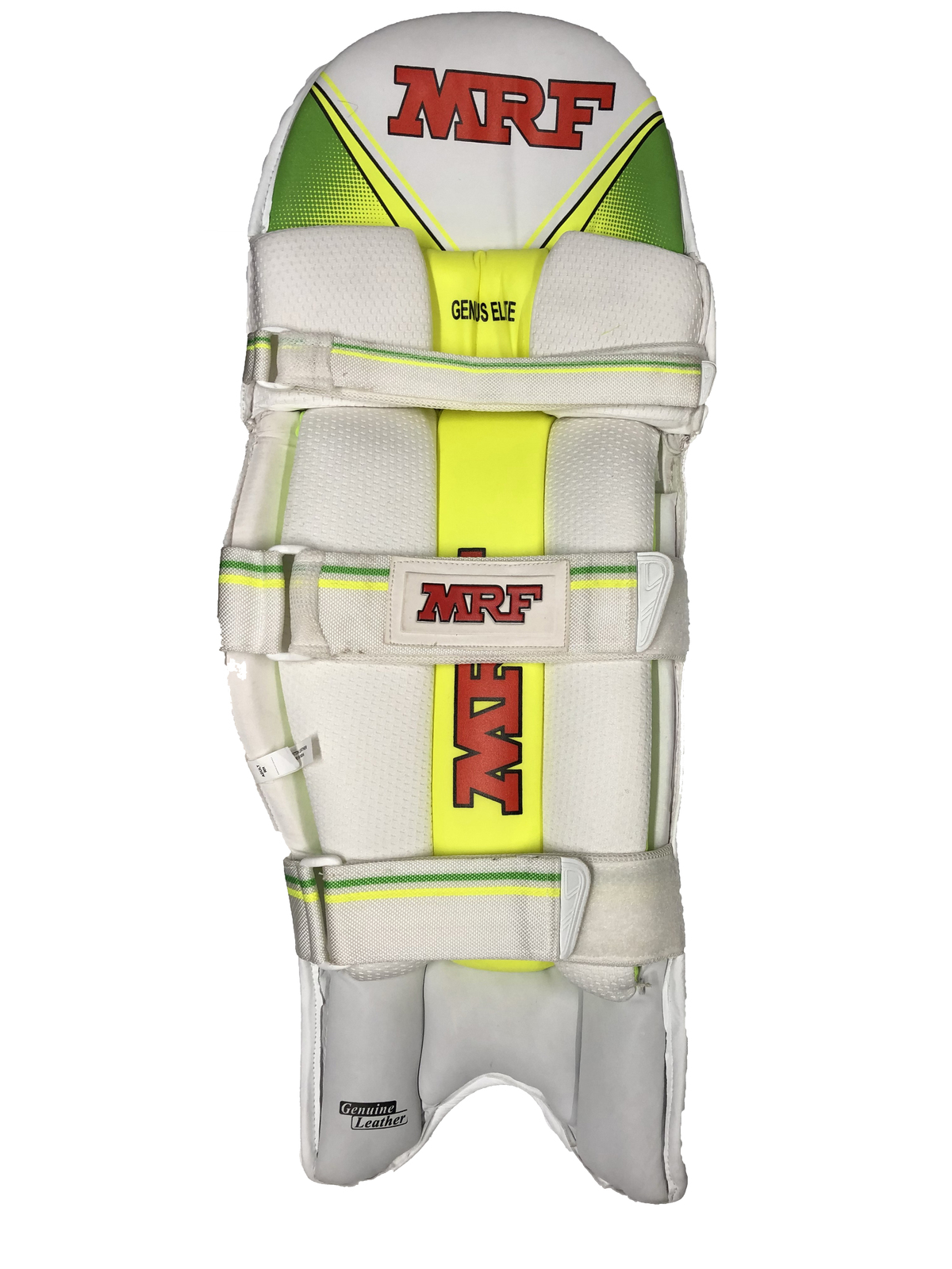 MRF Mens Elite Batting Pads (RH) image