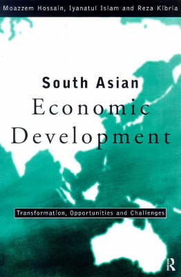 South Asian Economic Development by Moazzem Hossain image